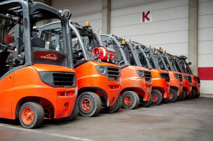 紧凑型IC卡车-林德 Linde H 20 T, H 30 D, H 35 D etc.