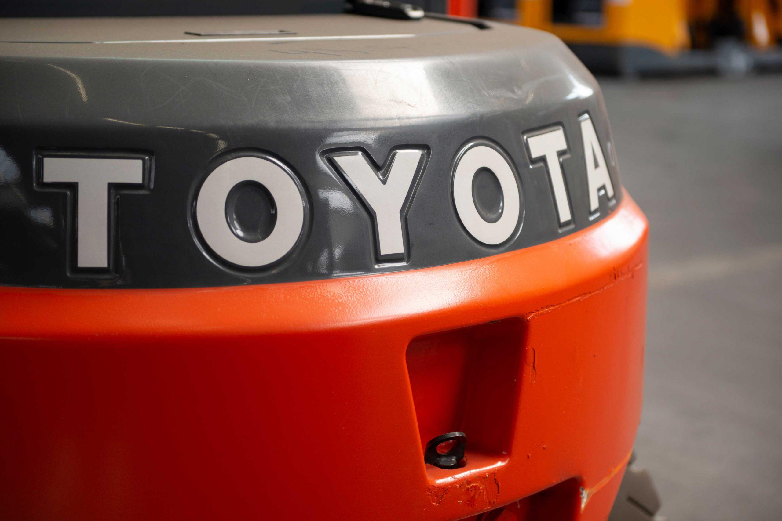 TRAFIK – Toyota - BT 二手叉车