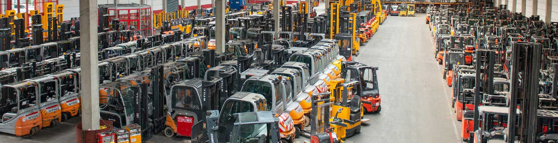 TRAFIK Bremen - used forklifts worldwide !